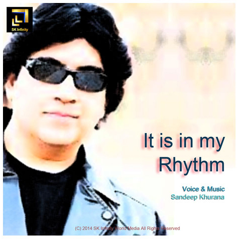 sandeep khurana it is in my rhythm